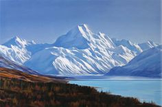 Custom Painting From Photo  Landscape Oil Painting on Canvas