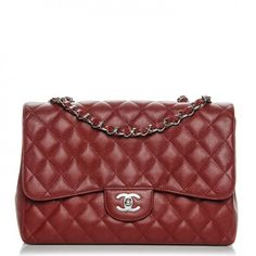 107 Best Chanel Single Flaps images   Diamond quilt, Leather ... 0e30b79ff5