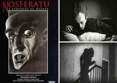 All About Horror : Nosferatu (1922) | Self-Taught Film | Pinterest