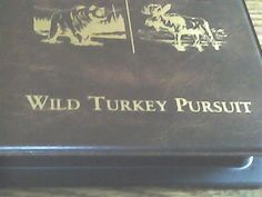 NORTH AMERICAN HUNTING CLUB WILD TURKEY PURSUIT.