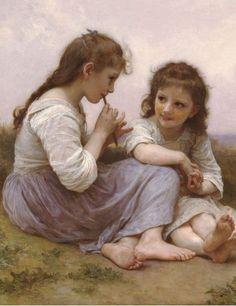 William-Adolphe Bouguereau   Maria Lang