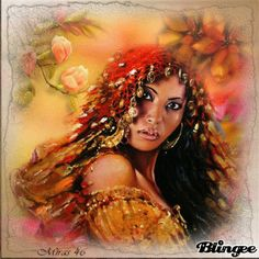 beautiful gypsy