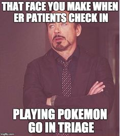 18 awesome Pokemon GO medical memes for doctors, nurses and patients alike!