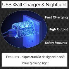 ornerx 8.5 USB Rechargeable Desk Fan Modern