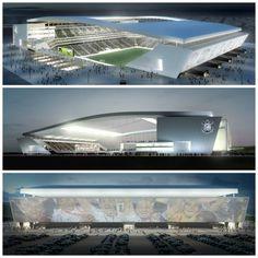 estadios copa arena corinthians 2014