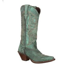 NEW!! Crush by Durango Women's Marbled Turquoise Western Boot- Style #DCRD183 Durango Boot Company