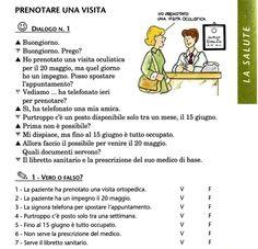 #ClippedOnIssuu from Parlo Italiano - Manuale pratico per stranieri