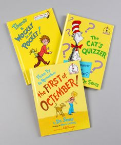 Loving this The Cat's Quizzer Hardcover Set on #zulily! #zulilyfinds