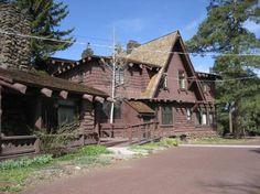 Riordan Mansion State Historic Park, Flagstaff, Arizona