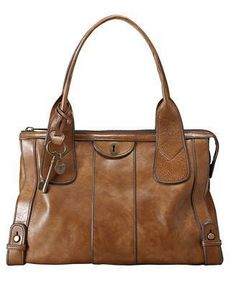 Fossil Handbag Vintage Reissue Satchel Authentic RARE