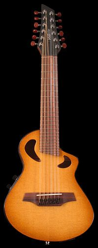 Veillette Acoustic Guitars - Handmade acoustic instruments -  Gryphon
