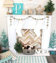5 Proud Hacks: Floor To Ceiling Brick Fireplace painted brick fireplace.Fireplace Living Room Benjamin Moore floor to ceiling brick fireplace.Tv Over Fireplace Old House. Fireplace Cover Up, Faux Fireplace Mantels, Diy Mantel, Fireplace Drawing, Tall Fireplace, Paint Fireplace, Christmas Fireplace, Concrete Fireplace, Fireplace Design