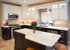 7 Trends Two Tone Kitchen Cabinets Ideas For 2018 Farmhouse