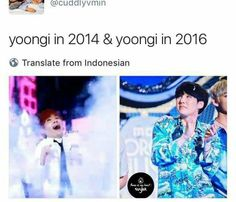 Conclusion Yoongi is terrified of fireworks
