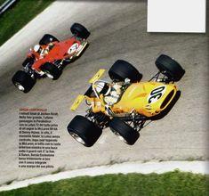 Rindt's Lotus 72 - Page 5 - The Fastlane Motorsports Forum Brian Redman, Lotus Car, Lancia Delta, Racing Events, Skoda Fabia, Indy Cars, Formula One, Peugeot, Ferrari