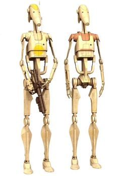 Star Wars Battle Droids