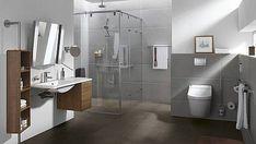 badezimmer Bad renovieren, Badrenovierung, Badsanierung, Badezimmer modernisieren, Fliesen, Foto: Vereinigung Deutsche Sanitärwirtschaft (VDS), Glamue