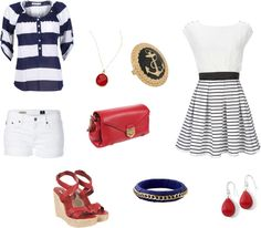 Nautical, created by katherine-hope on Polyvore