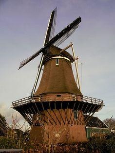 Molen van Sloten, the Netherlands.  Need to add my pic!