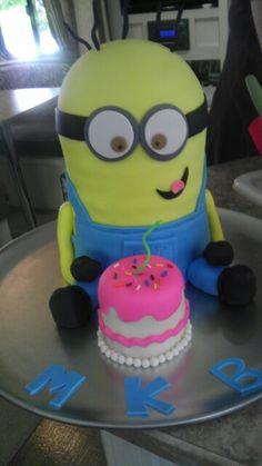 Minions- payton already said he wants this theme for his 5th birthday
