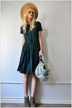 The Enchanted Florist Dress