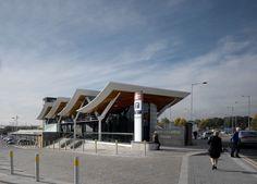 Estação Central Rotherham  / Aedas