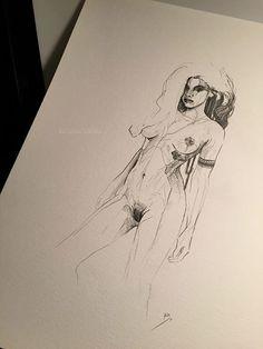 Sketches - Bastien Lecouffe Deharme