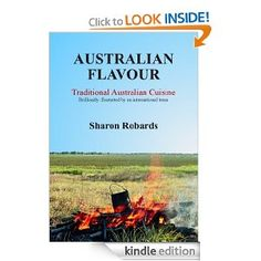 Australian Flavour - Traditional Australian Cuisine by Sharon Robards (non fiction--cooking).