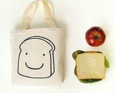 Etsy listing at https://www.etsy.com/listing/101993009/canvas-tote-bag-sandwich-bag-lunch-bag