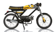 Sapporo Summer Moped 2011, want so bad.