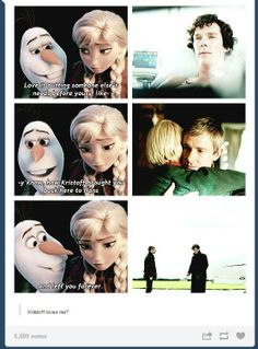 """Frozenlock. He didn't """"say"""" it but he said it. Thank you.....any feels that weren't broken are now destroyed...**crying**"""