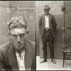 mug shot Walter Smith