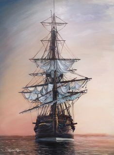Lindsay Rapp, Bateau Pirate, Glossy Paint, Old Sailing Ships, Ship Drawing, Ship Paintings, My Art Studio, Texture Painting, Paint Texture