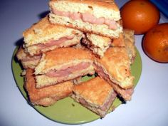 Narancsos kavart A simple cake with orange