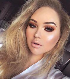 Gorgeous Makeup: Tips and Tricks With Eye Makeup and Eyeshadow – Makeup Design Ideas Make Up Looks, Skin Makeup, Eyeshadow Makeup, Drugstore Makeup, Makeup Inspo, Makeup Inspiration, Makeup Style, Makeup Blog, Bridal Makeup