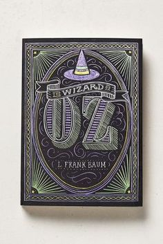 Wizard of Oz - one of my all time favorites