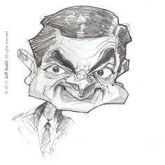 Jeff Stahl Art - Sketches / Croquis