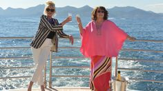 Fox, BBC Release First Image from 'Absolutely Fabulous: The Movie'