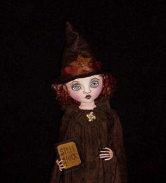 770 best images about Halloween Folk Art on Pinterest