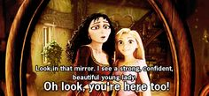 When basic girls try to throw shade on you. | 24 Disney Comebacks For Every Occasion
