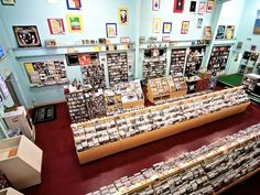 the best indie record stores
