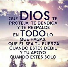 Que Dios te bendiga. Oracion