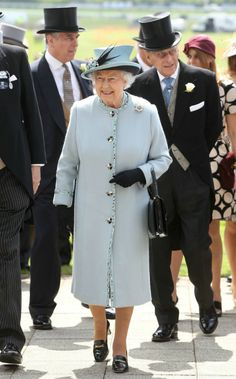 Members of the British Royal Family attend Derby Day at The Derby Festival  in Epsom
