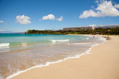 Paradise Found on a Crescent of Beach, Hawaii