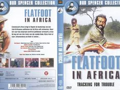 Filmed in Johannesburg and Swakopmund, 'Flatfoot in Africa' featured Bud Spencer as Inspector 'Flatfoot' Rizzo in the third and penultimate movie in the Flatfoot series.