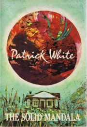 First edition of The Solid Mandala by Patrick White, 1966.