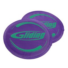 No need for crunches when you have these beauties.  Exercise & Fitness Gliding Discs- gives a total body work out!