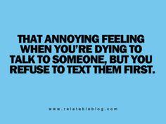 Things i hate!