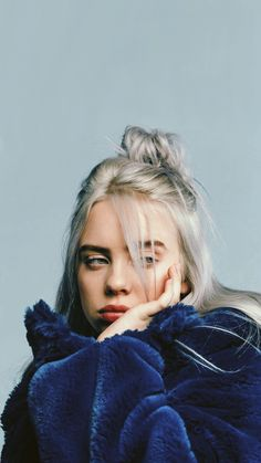 Billie Background - Best Quality Wallpapers for Your Phones Wallpaper Rose, Blue Wallpaper Iphone, Blue Wallpapers, Phone Wallpapers, Emoji Wallpaper, Beautiful Wallpaper, Disney Wallpaper, Wallpaper Quotes, Billie Eilish
