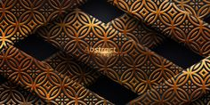 Luxury background with golden pattern. Luxury Background, Futuristic Background, Line Background, Dark Blue Background, Background Banner, Geometric Background, Watercolor Background, Vector Background, Geometric Shapes